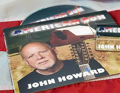 John Howard American Son Album Art