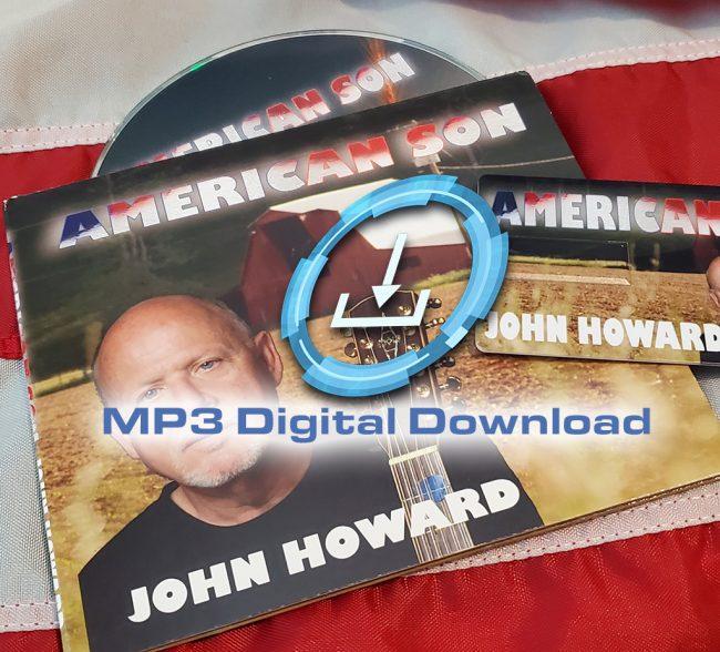 MP3 Digital Download