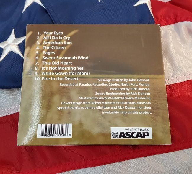 John Howard American Son Tracklist