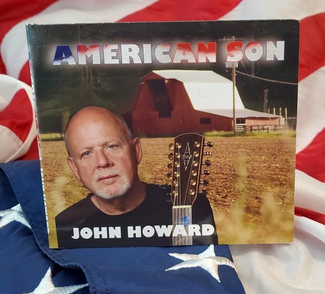 American Son CD Front Cover