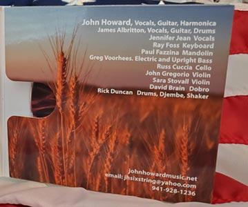 John Howard American Son - the Players
