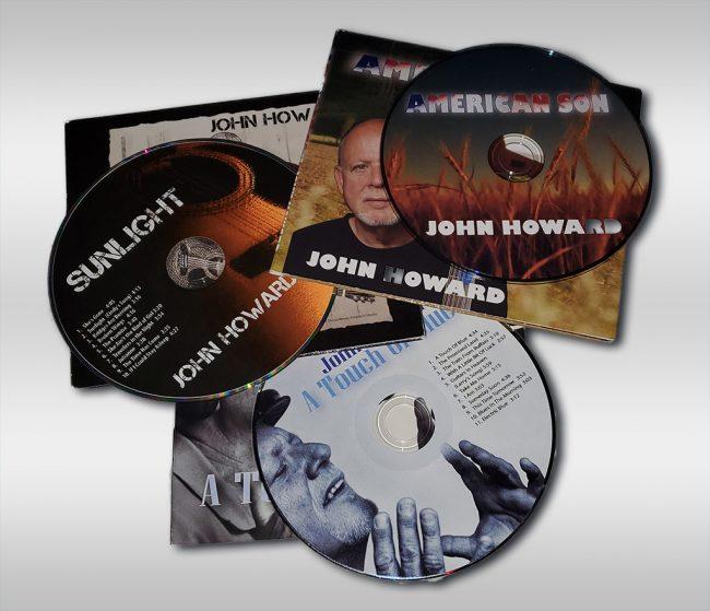 John Howard 3 CD Collection