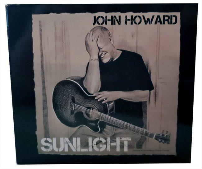 John Howard Sunlight CD Cover