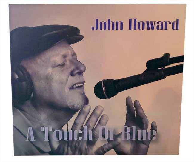 john Howard Touch of Blue Front Cover