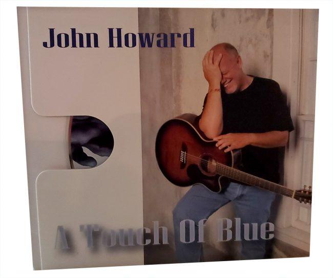 john Howard Touch of Blue Cd Inner Right
