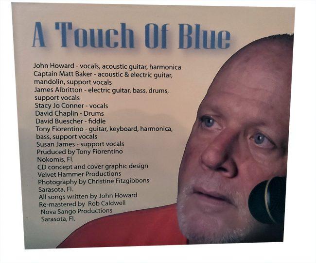john Howard Touch of Blue Inner Left Cover